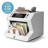 Safescan 2665-S - High-Speed Banknotenzähler mit Wertzählung für gemischte...