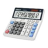 Taschenrechner große Tasten großes Display 12-stelliger Tischrechner Bürorechner...