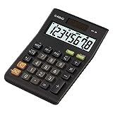 CASIO Tischrechner MS-8B, 8-stellig, Steuerberechnung, Währungsumrechnung,...