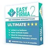EasyFirma 2 Ultimate - Bürosoftware, für Mahnungen, Einnahmen, Ausgaben,...