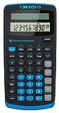 Texas Instruments TI 30 ECO RS Taschenrechner (10-stellige Display, solarbetrieben,...