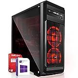 AMD Ryzen 5 3400G 4x4.2GHz PC-System inkl. 512GB M2 SSD und 1000GB | 16GB RAM |VEGA11...
