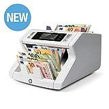 Safescan 2265 - Banknotenzähler für unsortierte Banknoten mit 5-facher...