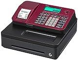 Casio SE-S100SB-RD-FIS GDPdU-fähige Registrierkasse inclusive Softwarelizenz,...