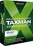 Lexware Taxman 2020 für das Steuerjahr 2019|Minibox|Übersichtliche...