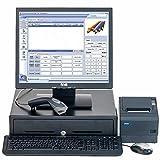 Touch-Computerkasse für den Einzelhandel mit Software CCS-Group X1 (GoBd-konform,...