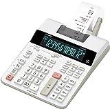CASIO Druckender Tischrechner FR-2650RC, 12-stellig, 2-Farbdruck, Steuerberechnung,...