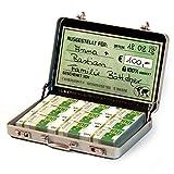Chroma Products Geldkoffer als Geldgeschenk oder für Gutscheine - Mini Aktenkoffer...