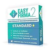 EasyFirma 2 Standard - Rechnungsprogramm für Kleinunternehmer und Handwerker....