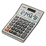 CASIO Tischrechner MS-80B, 8-stellig, Steuerberechnung, Quadratwurzel,...
