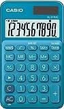 CASIO Taschenrechner SL-310UC, 10-stellig, Trendfarben, Steuerberechnung,...