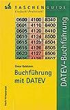 Buchführung mit DATEV Buchführungssystem und Buchhaltungssoftware,...