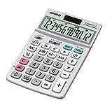 CASIO Tischrechner JF-120ECO, 12-stellig, umweltfreundlich, Steuerberechnung,...