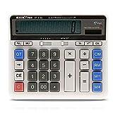 Aibecy Tischrechner Elektronische Taschenrechner Zähler Solar & Batterie Power...