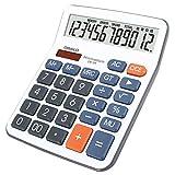 OSALO Taschenrechner große tasten großes display 12-stelliger Tischrechner...