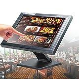 OBLLER 15' LCD Touch-Kasse für den Einzelhandel mit Software POS Kassenmonitor